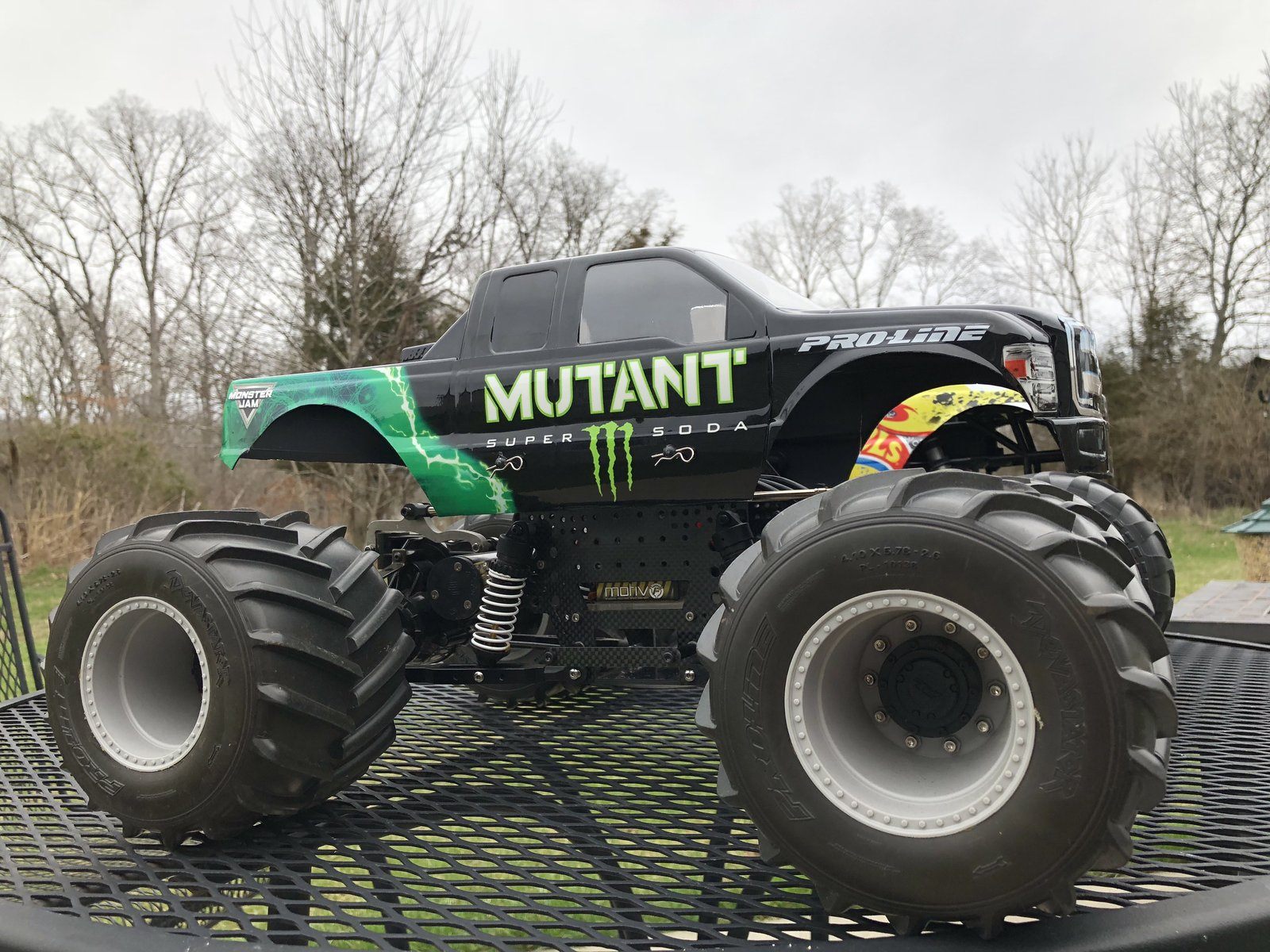 SMT10 - My first solid axle monster truck build | RC Talk Forum