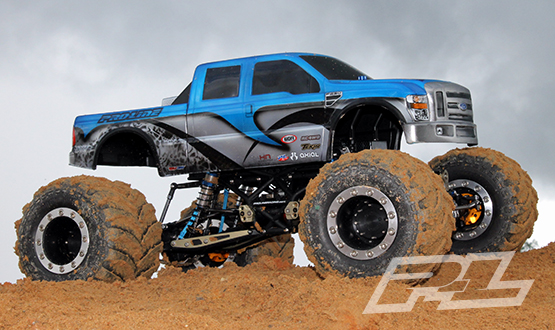 Pro-Line Transforms Axial Racing's AX-10 Deadbolt to