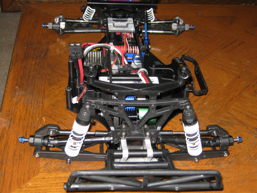 My Late Model lcg mid engine build | RC Talk Forum