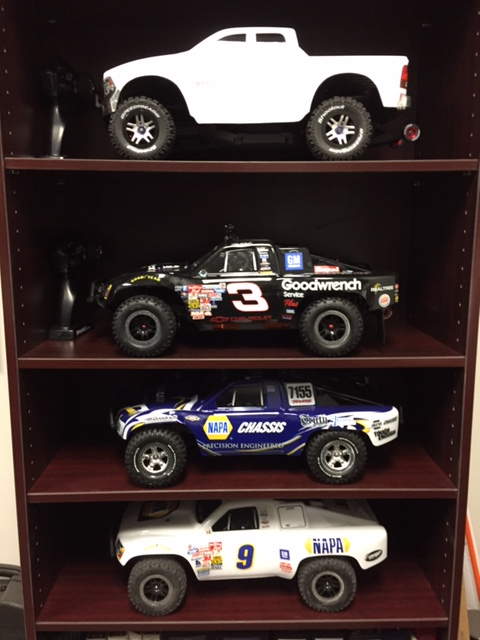 Traxxas office collection pic 4.JPG