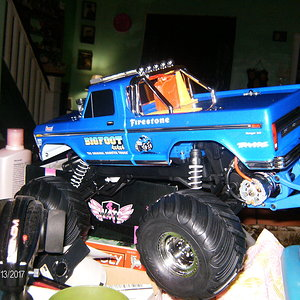 Traxxas Big-Foot