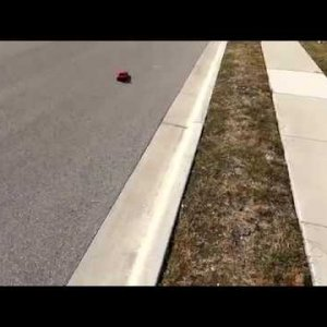 Kyosho FW06 LongStreet run