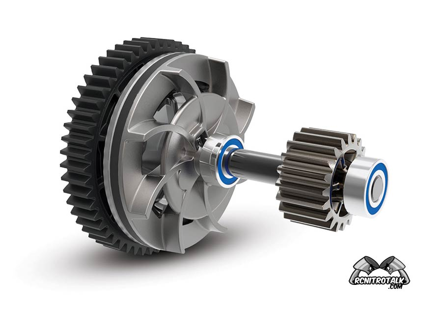 Traxxas X-Maxx slipper clutch