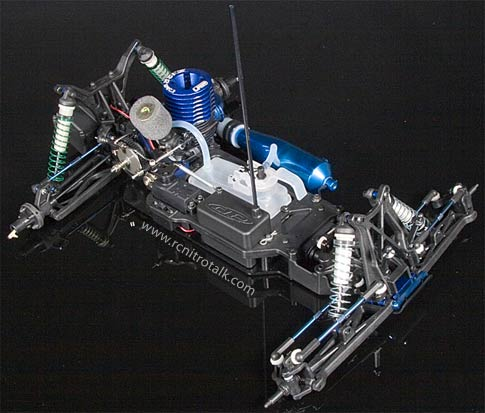 Team Associated GT2 Chassis