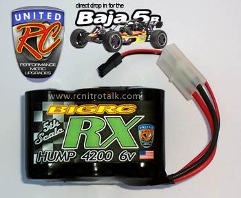 RX Pack HPI Baja 4200