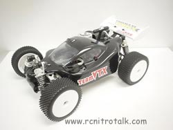 Team VTX MB1 Nitro buggy