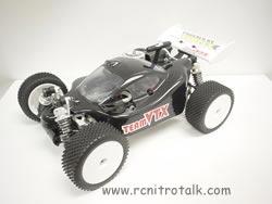 Team VTX MB1 Nitro buggy