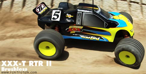 Team Losi XXX-T Sport RTR Brushless