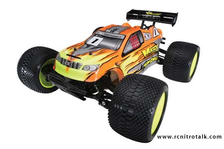 Team Losi Muggy 4WD