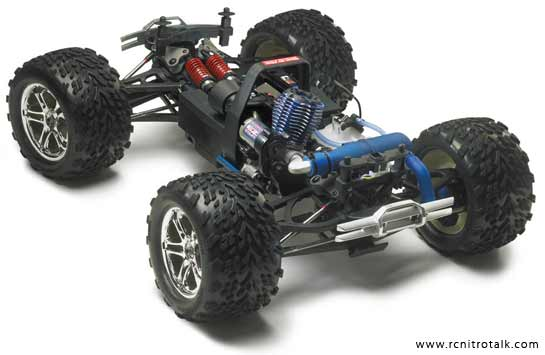 Traxxas 3.3 Chassis