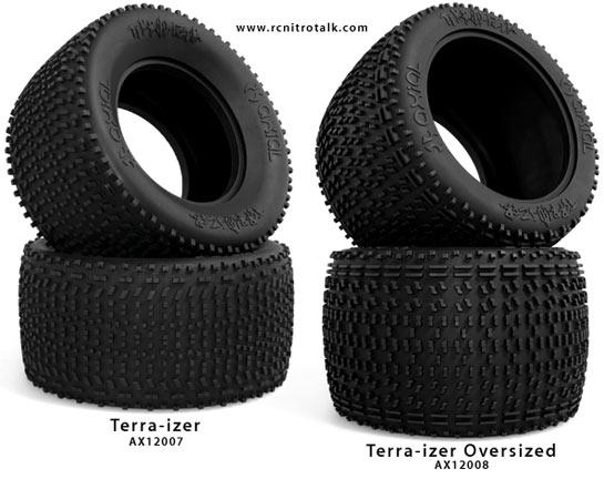 Axial Terra-izer Tires