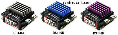 Robitronic iCUBE - all models