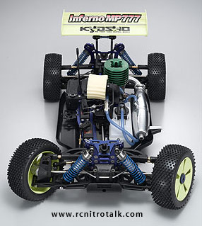 Kyosho Inferno MP777 WC