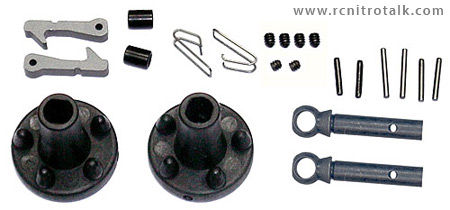 Team Associated Posi-Lock quick-change conversion kit