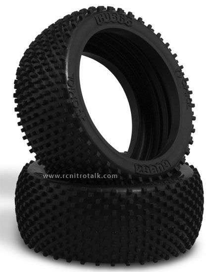 Axial Cubes Buggy Tires