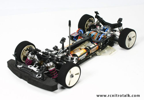 Team Magic E4 concept car