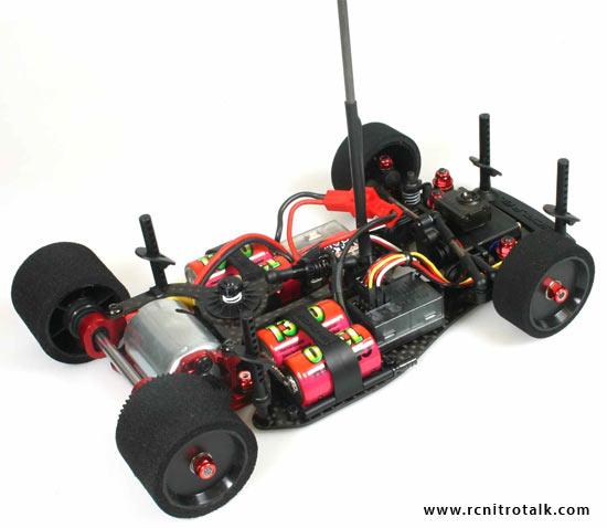 Robitronic 1/18th Scalpel Pro Kit