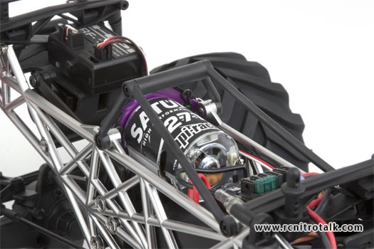 HPI Wheely King Chassis
