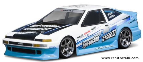 HPI Sprint 2 Drift