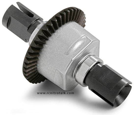 HPI Savage Alloy Gear Diff Set