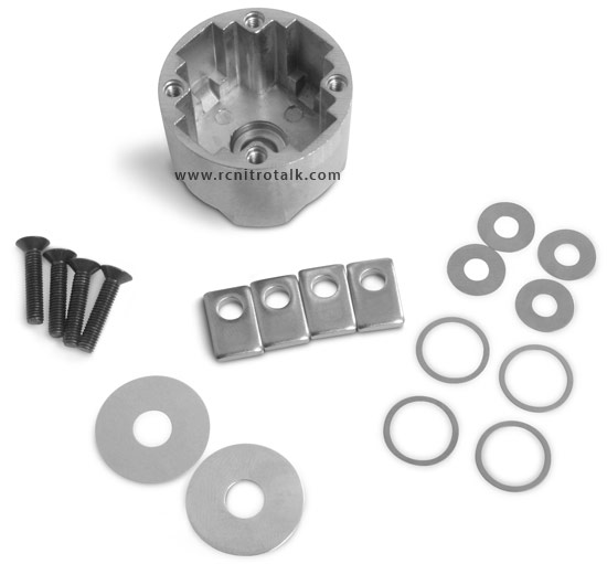 HPI Savage Alloy Diff Case