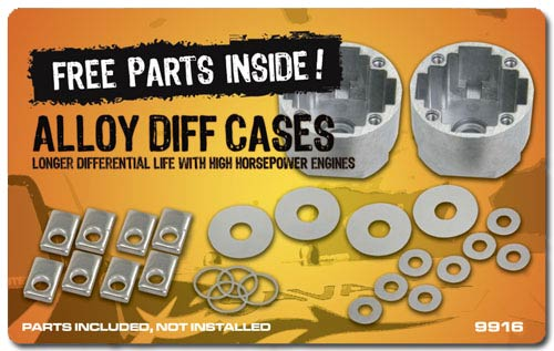 hpi free parts diff