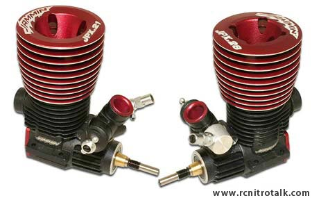 Pro .21 and .28 Engines from Jammin