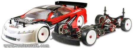Robitronic AVID Touring Car