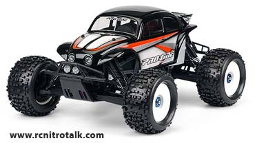 The Baja body from Pro-line Racing