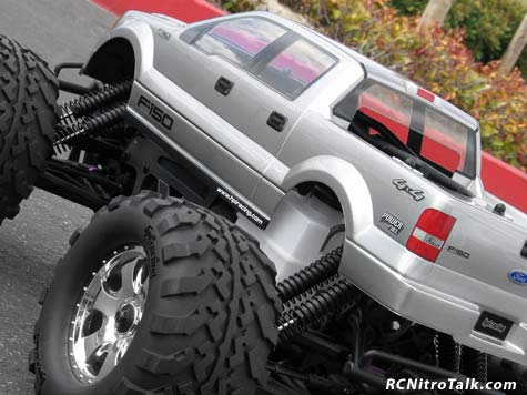 HPI Ford F-150 Truck Body #7196