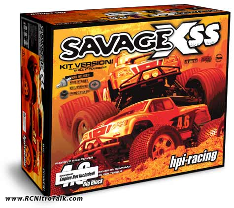 HPI Savage X SS Kit