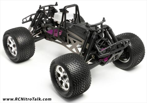 HPI Savage X SS Kit Chassis