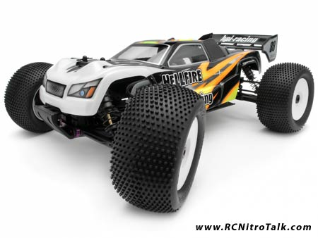 HPI Hellfire SS with K4.6 engine