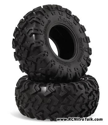Axial 2.2 Rock Lizard Tires (Race Compound)