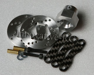 Innovative-RC Savage Dual Brake Kit