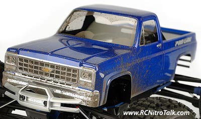 Proline Racing 1980 Chevy Pick-up - RCTalk