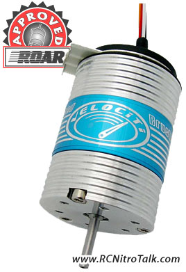 Novak Velociti Light Brushless Motor Series