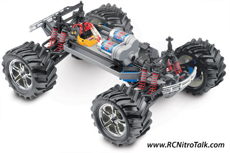 Traxxas Emaxx Chassis