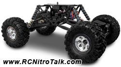 Axial AX10 Scorpion RTR Chassis