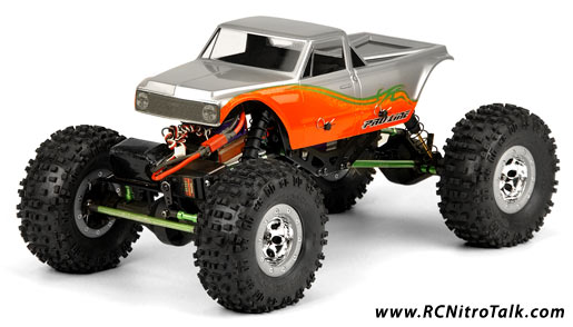 1972 Chevy C10 RC Rock Crawler Body