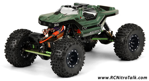 Proline Racing Helios RC Rock Crawler Body