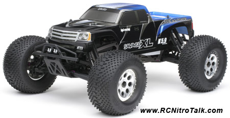 HPI Savage XL Monster Truck
