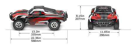 Traxxas Slash Specs