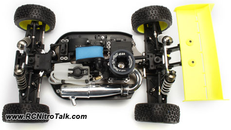 Hot Bodies D8 Buggy Chassis