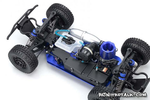 Kyosho DRT chassis
