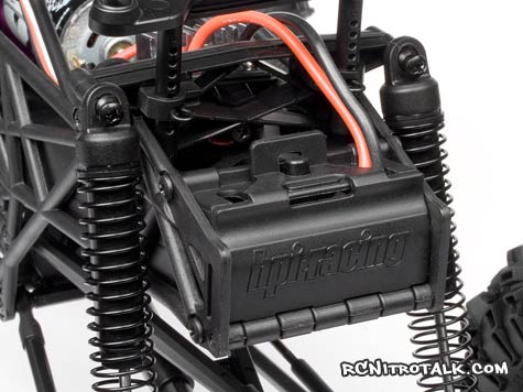 hpi crawler king battery tray