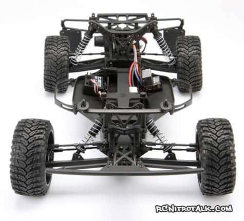 hpi-blitz-chassis