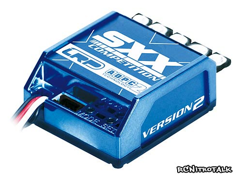 LRP SXX Competition V.2 Brushless Speed Control