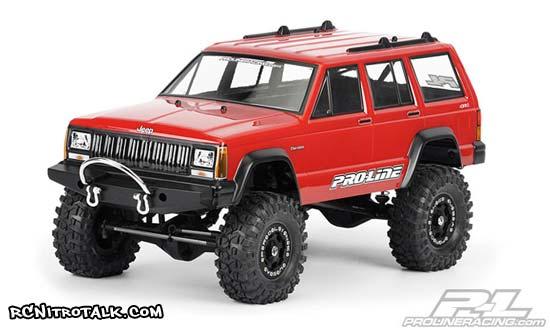 jeep cherokke  Proline-cherokee-body