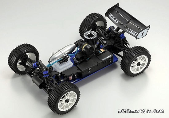 Kyosho DBX 2.0 chassis